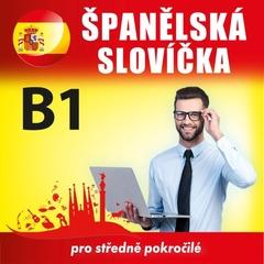 Španělská slovíčka B1