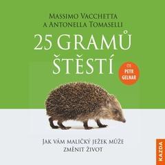 25 gramů štětí